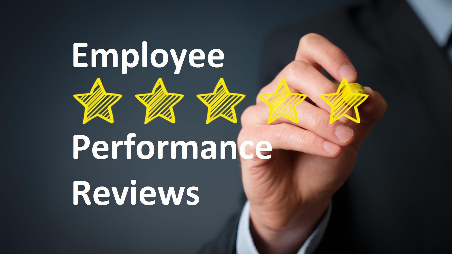 how to answer employee performance review
