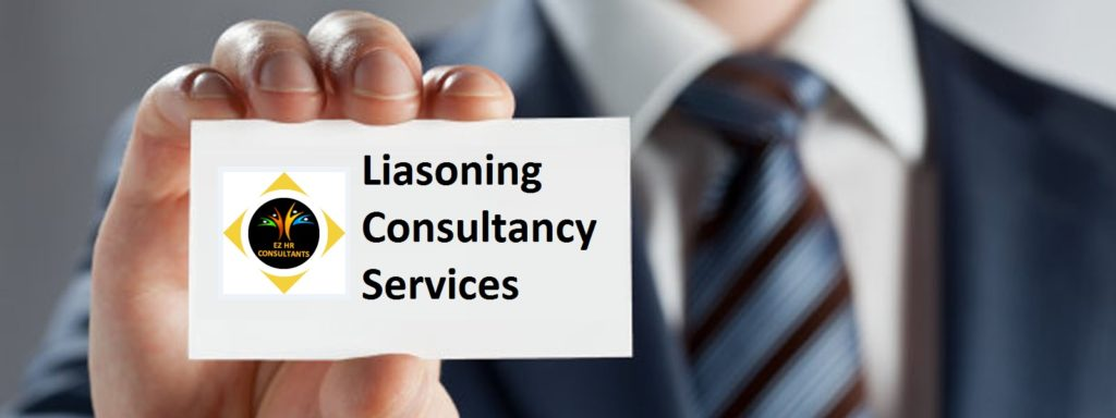 Liasoning Cnsultancy Services in Delhi